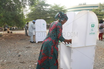 NIGERIA-ABUJA-ELECTIONS