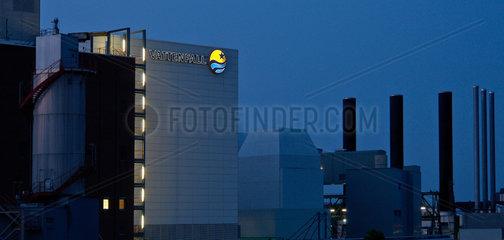 Vattenfall Vattenfall Heizkraftwerk Moabit  Berlin