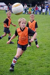 Kinder-Fussball-Turnier