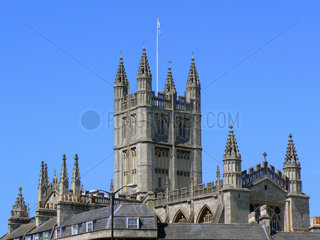 England  Bath  Kathedrale