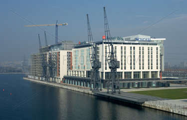London- Gewerbeimmobilien in den Docklands