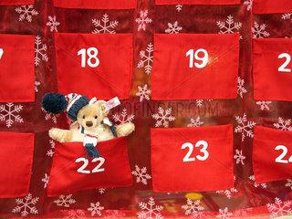Adventskalender 22. Dezember