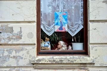 Kinderzimmerfenster
