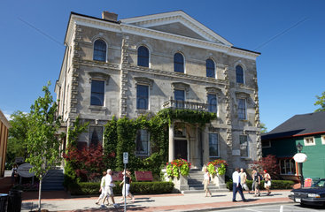 Niagara-on-the-Lake - Das Old-Courthouse in der Queen Street