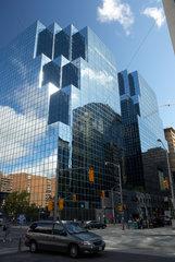 Ottawa - Moderne Buerogebaeude in der Innenstadt