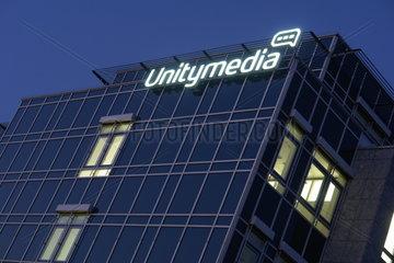 Unity Media Zentrale  Koeln