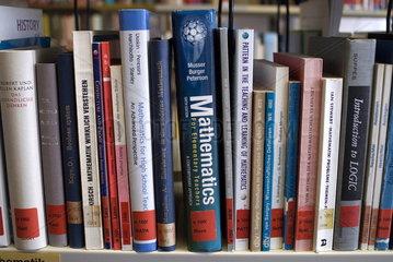 Fachbereichsbibliothek Mathematik der TU Dortmund