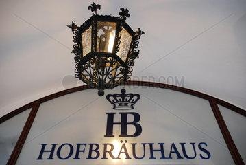 Muenchen Hofbraeuhaus