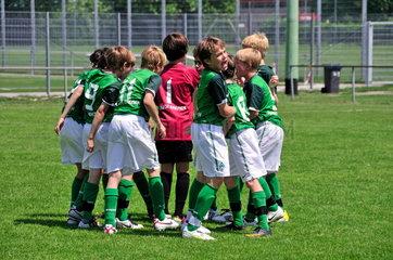 Mini Masters Turnier Borussia Dortmund
