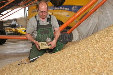 Getreidespeicher