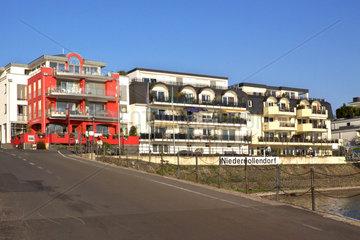 Appartementhaeuser am Rheinufer in Niederdollendorf