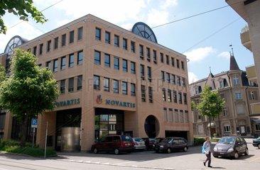 Novartis in Bern