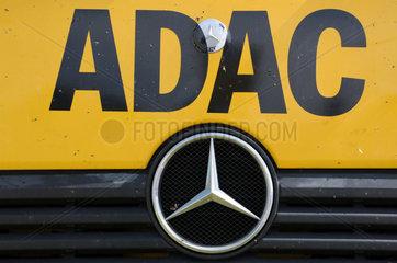 Abschleppwagen des ADAC