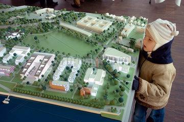 Praesentation Stadtmodell Bonn