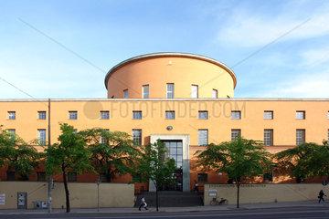 Die Zentralbibliothek in Stockholm
