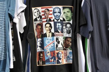 Thailand: Barack Obama-T-Shirt