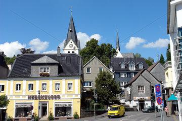 Stadtansicht Gummersbach