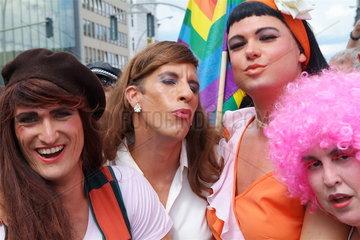 CSD-Parade 2006 Hamburg