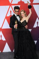 U.S.-LOS ANGELES-OSCARS-BEST LIVE ACTION SHORT FILM
