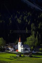 Trekking the Adlerweg  (eagles trail) of Tyrol  Austria