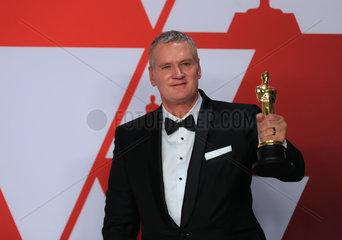 U.S.-LOS ANGELES-OSCARS-BEST FILM EDITING