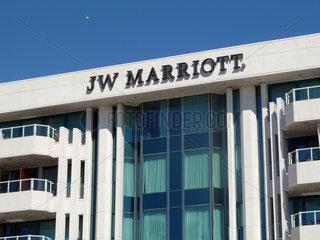 Das JW Marriott Hotel in Cannes