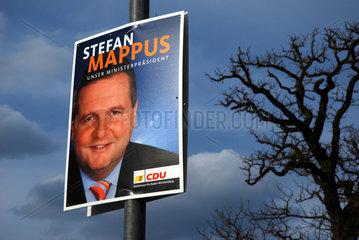 Wahlplakat Stefan Mappus CDU