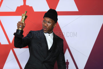 U.S.-LOS ANGELES-OSCARS-BEST SUPPORTING ACTOR