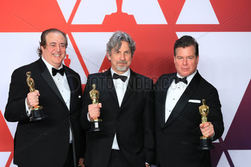 U.S.-LOS ANGELES-OSCARS-BEST PICTURE