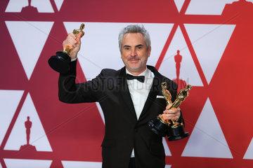 U.S.-LOS ANGELES-OSCARS-BEST DIRECTOR