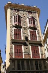 Casa de las Medias  Carrer de Colom  Palma  Mallorca  Spanien