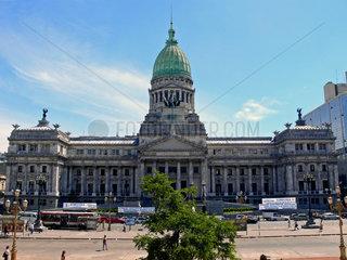 Argentinien  Buenos Aires  Parlament
