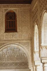Alhambra  Palacio de Comares