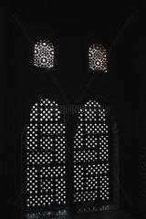 Lichtfuehrung in La Alhambra