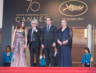 FRANCE-CANNES-70TH CANNES FILM FESTIVAL-RODIN