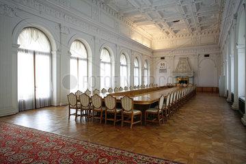 Liwadija  Saal in der die Jalta-Konferenz stattfand