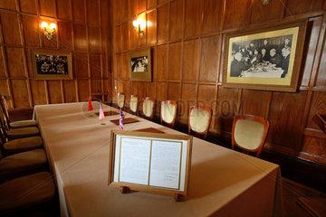 Liwadija  ein Raum in dem die Jalta-Konferenz stattfand
