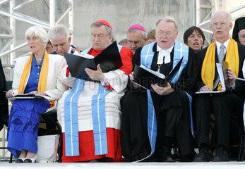 Oekumenischer Kirchentag in Berlin