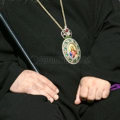 Kirchliches Amulett