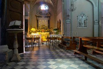 Kirche in Montemarcello