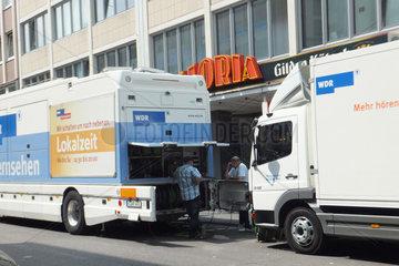 Ue-Wagen des WDR