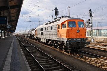 Diesellokomotive der Baureihe 232