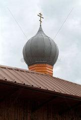 Die Versoehnungskirche in Taize