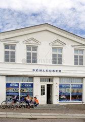 Putbus  Schlecker-Markt