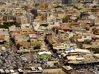 Blick ueber Tel Aviv