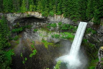 Brandywine Falls in Kanada