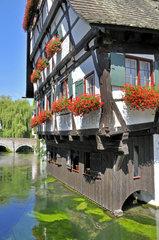 Hotel Schiefes Haus im Fischerviertel von Ulm