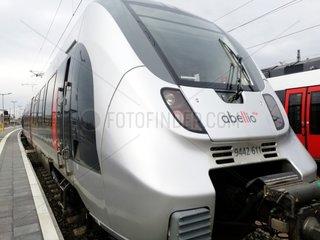 Abellio-Triebwagen