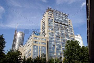 RWE AG  RAG AG und RUETGERS AG in Essen