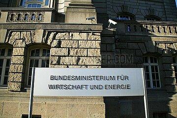 Bundeswirtschaftsministerium